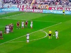 Andrea Pirlo po raz kolejny zachwycił wykonaniem rzutu wolnego • Torino vs Juventus Turyn • Piękny gol Pirlo w Serie A • Zobacz >> #goals #pirlo #juve #juventus #football #soccer #sports #pilkanozna