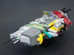 ''DUTCH TREAT'' [Heavy Cruiser] | by A YATES INDUSTRIALS.[ ILL-LEGO ]