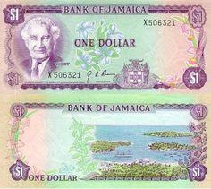 Bustamante - $1 note