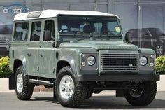 Land Rover Defender 110. Best SUV ever made? Probably.