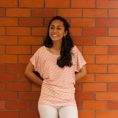 ,To buy this cool Kabutar pink top, visit http://www.chumbak.com/apparel/tshirts-tops.html