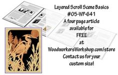 05-WP-641 - FREE Layered Scroll Scene Basics Article Downloadable PDF