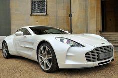 ❦ Aston Martin One-7