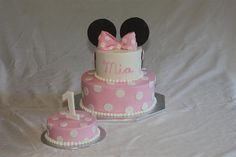 baby minnie mouse 1st birthday - Yahoo Image Search Results