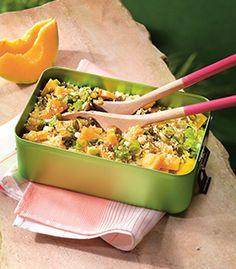 Sizilianischer Couscous-Salat mit Melone – NEU!