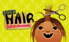 Toca Hair Salon - Ba
