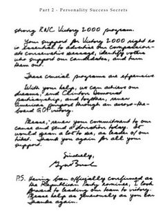 Fluidity of Thought : Handwriting University: Learn Handwriting Analysis and Graphology.