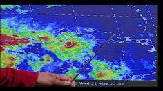 21.05.14 Pronóstico Oficial - Inameh