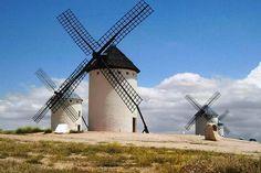 La Mancha and Don Quixote Mills tour - Madrid, La Mancha, Madrid