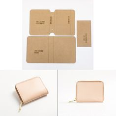 Items similar to DIY Leather Craft women handbag wallet Key bag Storage Sewing Pattern Hard Kraft paper Stencil Template on Etsy Leather Diy Crafts, Leather Gifts, Leather Craft, Handbag Patterns, Bag Patterns To Sew, Sewing Patterns, Diy Bags Purses, Diy Purse, Couture Main