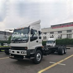 FVZ F series 4x2 heavy-duty diesel cargo truck Chassis made in China