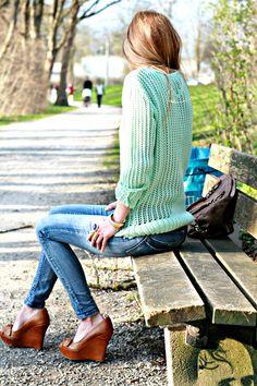 via The Mandarine Girl | Fashion Blog