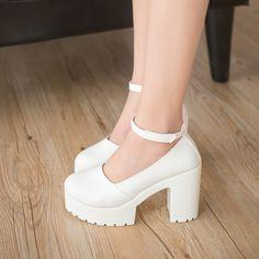 f7a37477 20170223_150603_000 Zapatos De Tacones, Tacones Altos, Zapatillas, Ropa,  Zapatos Mujer Plataforma,