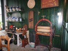 in het openlucht Museum Het Hoogeland in Warffum Gr The Netherlands
