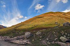 Ushguli. Svaneti. Georgia by Alexander Deshkovets on 500px