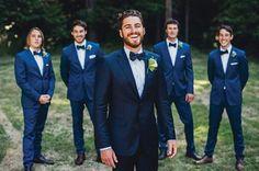 Ideas for wedding suits men black groom attire groomsmen Groomsmen Poses, Groom And Groomsmen Attire, Groom Wear, Bridesmaids And Groomsmen, The Groom, Groomsmen Outfits, Wedding Bridesmaids, Bridesmaid Dresses, Navy Blue Groomsmen