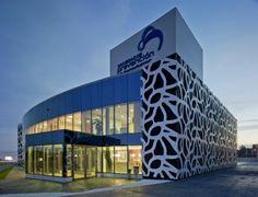 S.P. IBERMUTUAMUR BUILDING by Denorte