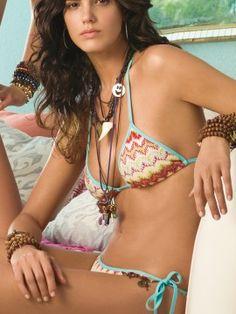 Missoni bikini my favorite!