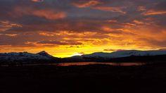 Midnight sun | Tromsø, Norway