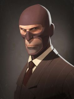 Character Portraits, 3d Character, Character Concept, Concept Art, Character Profile, Team Fortress 2, Character Illustration, Illustration Art, Character Design References