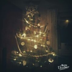 We decorated our a Christmas Tree today! And you?