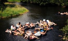 Groupon - Day of Tubing for Two Monday–Thursday or Friday–Sunday with Optional Camping at Float Rite Park (Up to 54% Off). Groupon deal price: $12.00