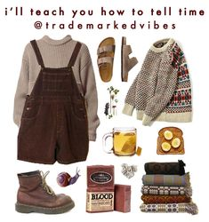 Likes, 55 Kommentare – c 🥑 (gestartet am ( auf Inst … - Kleidung Retro Outfits, Mode Outfits, Grunge Outfits, Fall Outfits, Vintage Outfits, Casual Outfits, Rustic Outfits, Hipster School Outfits, Skirt Outfits