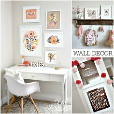 Home Decor – Dressing Up the Walls