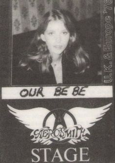 Bebe Buell is probably the most gorgeous of all groupies, although she says she prefers the term 'muse.' Now, I'm not quite sure what songs. Bebe Buell, Steven Tyler, Brooklyn Baby, Sunset Strip, Piece Of Music, Old Soul, Aerosmith, My Tumblr, Looks Cool