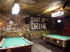 These 16 bars offer everything including a honky tonk country joint, a gay bar for the leather set, a drunk of the month and more.