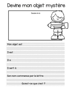 Printing Pattern Shape Learn French Videos Tips France French Teaching Resources, Teaching Writing, Writing Activities, Teaching Spanish, Teacher Resources, French Flashcards, French Worksheets, Teaching French Immersion, French Education