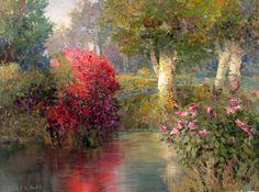 Kent R. Wallis--ravishing landscape