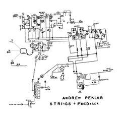 "Andrew Pekler ""Strings + Feedback"" [CD]"