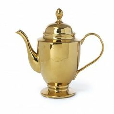 Teekanne (Gold)