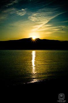Sunrise @ Lake Almanor « Quiver Surf El SALVADOR
