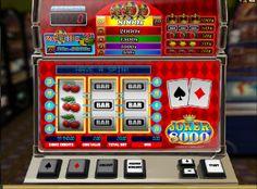 Výherné automaty Joker 8000 - Ak ste vždy túžili vyskúšať niektorý z klasických automatov, ktoré sú tak populárne napríklad aj v slávnom Las Vegas, práve výherný automat Joker 8000 vám dáva túto možnosť. #HracieAutomaty #VyherneAutomaty #Jackpot #Vyhra #Joker8000 - http://www.hracie-automaty.co/sloty/vyherne-automaty-joker-8000