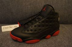 f74caae621a8d7 Air Jordan 13 (XIII) Retro Black   Infrared 23 - Air 23 - Air Jordan  Release Dates