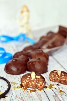 Home - Kifőztük Paleo, Marshmallow, Truffles, Cereal, Breakfast, Desserts, Food, Advent, Candy