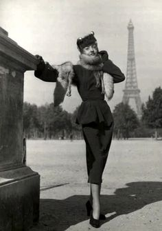 Maurice Tabard, Champs de Mars, circa 1940