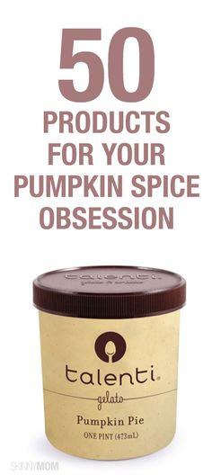 50 pumpkin products that you definitely need!