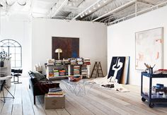 Art In Homes Tuesday ~ <BR/> Artist Studio