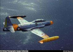Lockheed T-33A, DT-571, Royal Danish Air Force