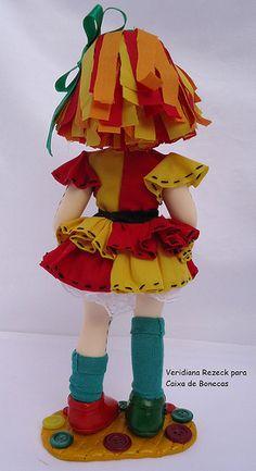 Boneca Emília