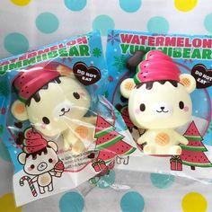 christmas-creamiicandy-yummiibear-watermelon-squishy