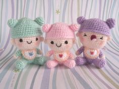 Loveable Baby PDF crochet pattern by jaravee on Etsy, $3.00