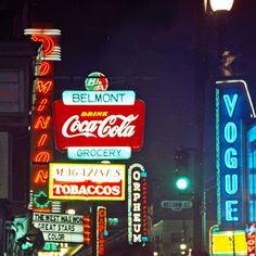 West Coast Canada, Granville Street, Theatres, Vancouver Island, Neon Lighting, Old Pictures, Travel Posters, British Columbia, Really Cool Stuff