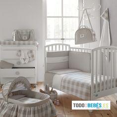 Colección Bebé gris de cambrass. www.todo-bebes.es