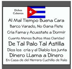 Cuban Sayings / Miami