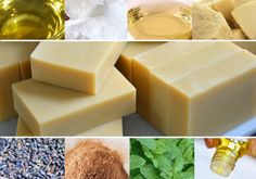* Lovely Greens *: Natural Soapmaking for Beginners - Basic Recipes and Formulating Your Own