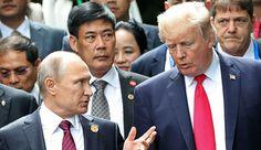 Trump Says Obama, Clinton Jealous Of His Relationship With Putin